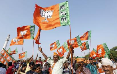 BJP declares itself the only pan-Indian party