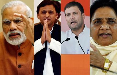 Super Saturday: Modi, Maya, Rahul, Akhilesh's Kashi Yatra