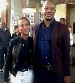 'We never discussed the case in our house': Nkosana Makate and wife