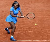 French Open Day 7 results: Djokovic and Williams sisters progress into fourth round; Tsonga pulls out