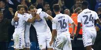 Chris Wood fires Leeds to League Cup quarter-finals