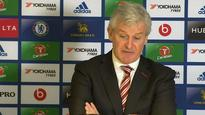 Stoke trouble Chelsea but Mark Hughes' defence struggles again