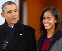 Malia Obama is going to intern with hotshot Hollywood producer Harvey Weinstein