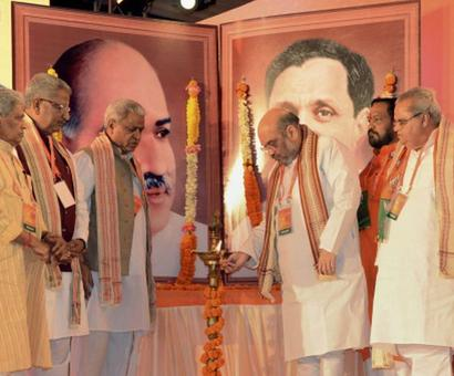How BJP plans to win Patnaik's Odisha
