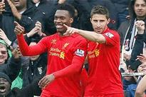 Sturridge treble but a fillip for Liverpool