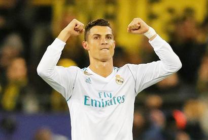 Ronaldo hands Real first win in Dortmund; Kane 'tricks' for Spurs