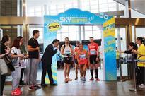 Australian runners win world vertical race in Shanghai