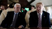Pence echoes Trump's 'rigged election' claims