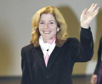 Caroline Kennedy bids fond farewell to Japan