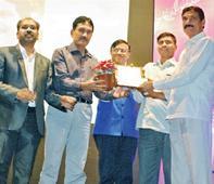 Excellence NGO awards Hiware village sarpanch