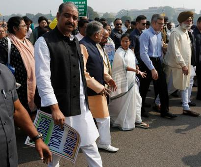 Can Mamata Banerjee unite the Opposition?