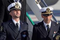 India says its top court must rule on Italian marine's bail