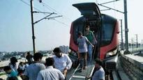 Lucknow Metro technical snag: Police lathi charge SP workers after Akhilesh Yadav blames centre for delaying NOC
