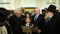 WATCH: Dear Mr Modi, I love you and your people in India says, Moshe Holtzberg the now survivor of the 26/11 attacks