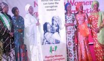 Aisha Buhari tasks women on anti-corruption fight