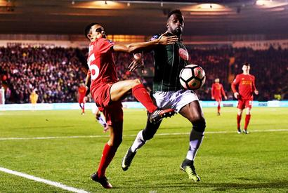 FA Cup: Rare Lucas goal edges Liverpool past Plymouth