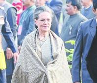 Sonia to wield performance broom