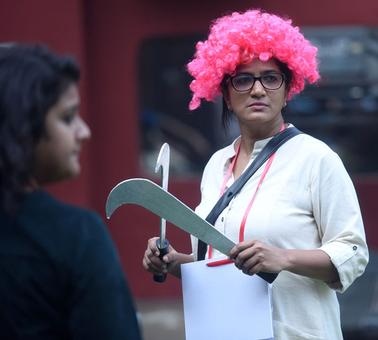 I was a Bigg Boss contestant for a day!