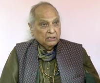 Echoing through space, time, and nostalgia, at 85, Pandit Jasraj recalls his life struggles