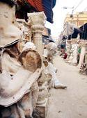 Kolkata's netas nudge out Durga from Kumartuli