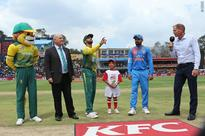 Live: Jo'burg T20I - Proteas win toss, ask India to bat first