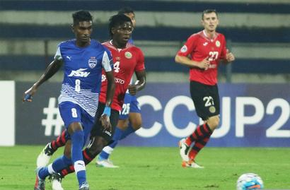 10-man Bengaluru FC held by Istiklol, fail to reach AFC Cup final