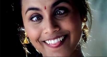 Bollywood makes the funniest faces!