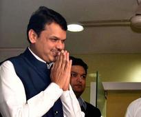 Devendra Fadnavis takes stock of Shirdi airport work