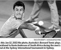 Tomic's father banned by ATP