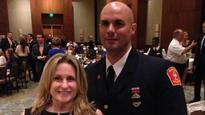 2013 Boston bombing survivor engaged to firefighter who rescued her