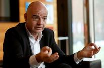 Infantino says World Cup plan would keep dream alive for more teams