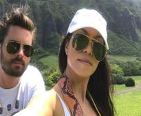 Kourtney, Scott Disick co-parenting in Hawaii