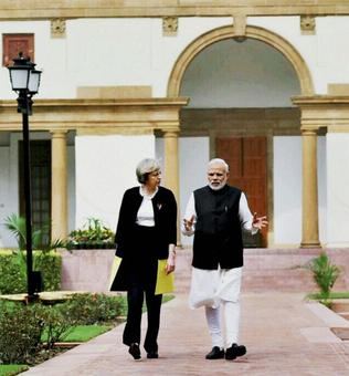 India gets UK's support in fight against terror; NSG, UNSC bid