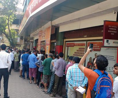 RBI seeks details of Rs 500/1,000 deposits from banks