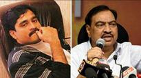 Eknath Khadse's links with Dawood: Bombay HC to hear petition on June 6