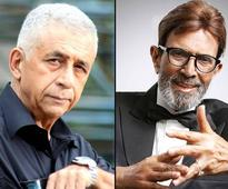 Naseeruddin Shah: Nobody takes an actor's opinion seriously