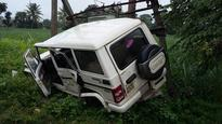 One killed in accident at K.R. Pet