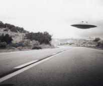 EXCLUSIVE: Military swamped beach after spate of UFO sightings in new 'British Roswell'
