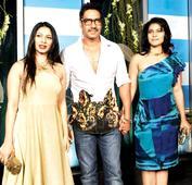 Ajay Devgn, Kajol and Tanishaa Mukerji lend support to Mumbaikar Festival 2016