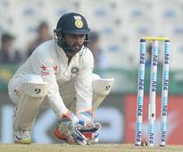 India vs England: Parthiv Patel to continue as 'keeper in Mumbai Test, confirm selectors