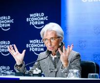 Christine Lagarde sees growth, overheating, debt risks from US tax cuts