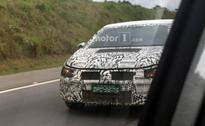 Next-gen Volkswagen Polo sedan (Vento) spotted in Brazil