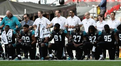 NFL players MUST toe the line: Trump