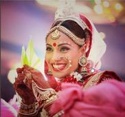 Excited bride Bipasha Basu shares UNKNOWN DETAILS of her wedding through pics!