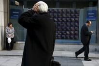 Asian stocks struggle, dollar shines as geopolitical risks grow