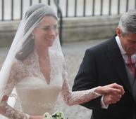 What McQueen said about allegations it copied Kate's wedding dress