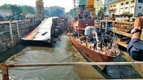 INS Betwa back on even keel, to be made operational by April