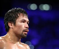 Manny Pacquiao in talks to fight mixed martial arts star Conor McGregor in April 2018