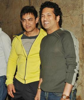 Aamir Khan shares his favourite memory of Sachin