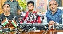 2 hardcore PREPAK Pro cadres surrender before CM Biren assures full cooperation from Govt